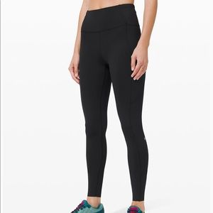 Lululemon Leggings Fast and Free Tight 28""